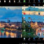 Orangebox's Desktop !!unaufgeräumt!! IZ DA